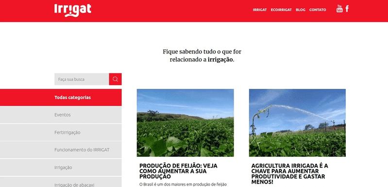blog da irrigat