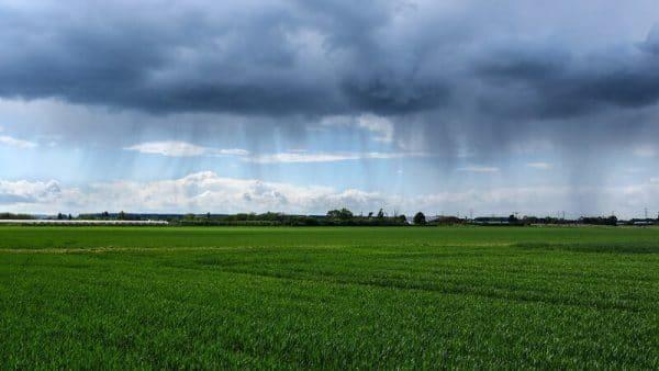 Calendário de chuvas
