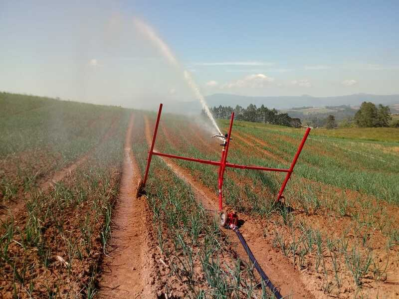 Canhão irrigador