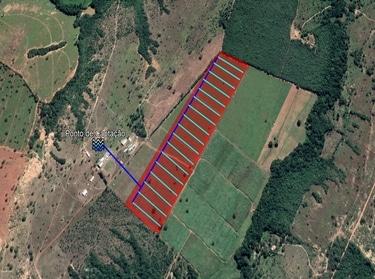 Mapeamento do seu terreno