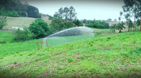 Método de irrigação