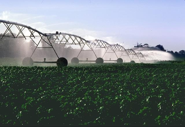 Sistema portátil de Irrigação